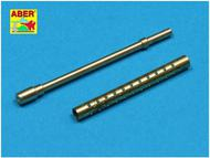 Aber Accessories  1/16 Browning M1919A4 BARREL 2 Parts ABR16L01