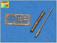 Aber Accessories  1/25 GERMAN MG 34 TURNED BARREL ABR25L02