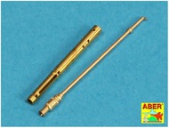 Aber Accessories  1/25 MG.34 METAL BARREL GERMAN TANKS ABR25L03
