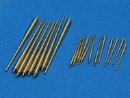 Aber Accessories  1/35 PRINZ EUGEN GUN BARREL SET ABR350L45