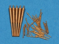 Aber Accessories  1/35 GERMAN NARVIC BARREL SET 1936A ABR350L54