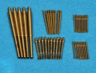 Aber Accessories  1/35 GERMAN BARREL SET NARVIC 1936B ABR350L55