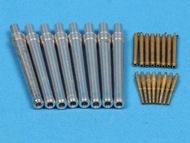 Aber Accessories  1/350 RN WARSPITE GUN BARRELS ABR350-L064