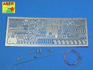 Aber Accessories  1/35 GERMAN E-75 PANZER BASIC PE SET ABR35232
