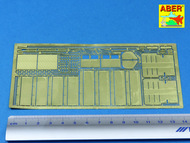 Aber Accessories  1/35 Fenders and exhaust covers for Pz.Kpfw.VI Tig ABR35A125