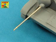 7,5cm barrel with muzzle brake for Panther Pz.Kpfw.V Ausf.G (designed to be used with Rye Field Model kits) #ABR35L246