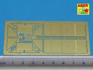 Aber Accessories  1/48 Rear small fuel tanks for T-34/76 ABR48A007