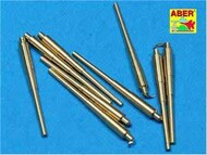 Aber Accessories  1/700 Set of 9 pcs 406 mm long barrels for ships: North Carolina, Washington ABR700-L11