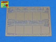 Aber Accessories  1/72 Pz.Kpfw.IV (HJ) Brummbar Side Skirts (Late) ABR72A05