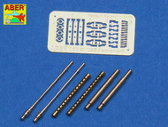 Aber Accessories  1/32 GERMAN Bf.109E-3 - E-9 GUN SET ABRA32112