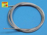 Aber Accessories   N/A Stainless Steel Tow Cable 1.5mm X1meter ABRTC15