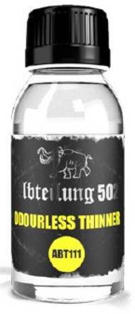 Abteilung 502  Thinner Odorless Thinner 100ml Bottle ABT111