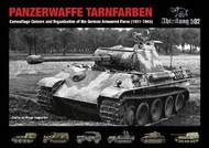 Abteilung 502   N/A Panzerwaffe Tarnfarben Camouflage Colours & Organization of the German Armoured Force 1917-1945 ABT722