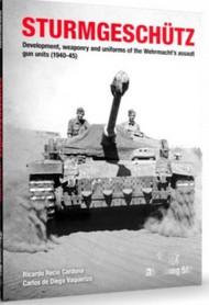 Abteilung 502   N/A Sturmgeschutz Book (Hardback) ABT724