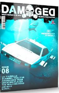Damaged Weathered & Worn Models Magazine Issue 8 #ABT728