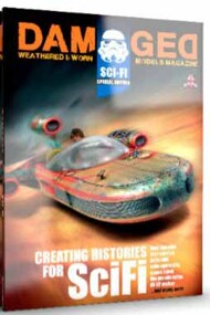 Damaged Weathered & Worn Models Magazine Sci Fi Special Edition #ABT732