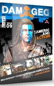 Damaged Weathered & Worn Models Magazine Issue 9 #ABT734