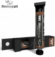 Abteilung 502  Washes Weathering Oil Paint Brown Wash 20ml Tube ABT80