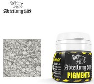 Abteilung 502  Pigments Fantasy Pigment Met. Silver 20ml Bottle ABTF607
