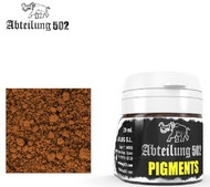Abteilung 502  Pigments Weathering Pigment Light Rust 20ml Bottle ABTP24