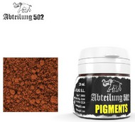 Abteilung 502  Pigments Weathering Pigment Standard Rust 20ml Bottle ABTP25