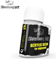 Abteilung 502  Pigments Acrylic Resin for Pigments 75ml Bottle ABTP32
