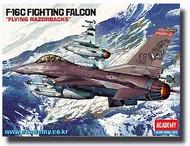 Academy  1/48 F-16C Fighting Falcon 'Flying Razorbacks' ACY12204