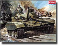 Academy  1/48 T-72 Motorized w/Remote ACY1302