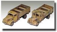 Academy  1/72 German Cargo Truck ACY13404
