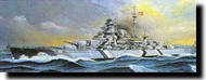 Academy  1/800 Motorized Battleship Bismarck ACY1437