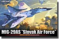 Academy  1/48 MiG-29AS Slovak Air Force ACY12227
