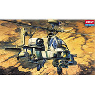 Academy  1/48 AH64A US Helicopter ACY12262