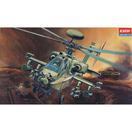 Academy  1/48 AH64D US Helicopter ACY12268