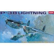 Academy  1/48 P-38E/J/L Lightning Aircraft ACY12282