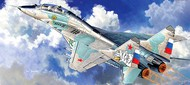 Academy  1/48 Fulcrum B Russian Air Force Fighter (Ltd Edition)- Net Pricing ACY12292