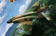 Academy  1/48 F4C USAF Fighter Vietnam ACY12294