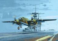 Academy  1/48 B25B Doolittle Raid USAAF Bomber ACY12302