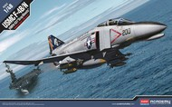Academy  1/48 F4B/N VMFA531 Gray Ghosts USMC Fighter ACY12315