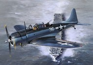 Academy  1/48 WWII SBD5 USN Bomber Battle of the Philippine Sea ACY12329