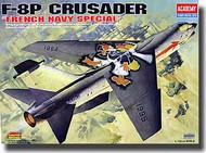 Academy  1/72 F-8N Crusader French Air Force ACY12407