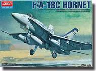 Academy  1/72 F/A-18C Hornet Navy Jet Fighter ACY12411