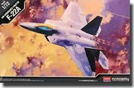 Academy  1/72 F-22A Raptor ACY12423