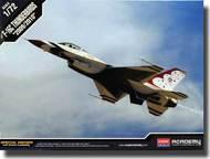 Academy  1/72 F-16C Thunderbirds 2009/2010 Aircraft ACY12429