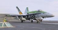 Academy  1/72 F/A18C Chippy Ho 2009 Version Fighter ACY12432