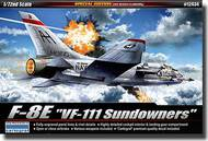 Academy  1/72 F-8E VF-111 Sundowners USN Fighter ACY12434