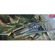 Academy  1/72 P-51C Mustang Fighter ACY12441