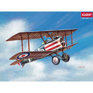 Academy  1/72 Sopwith Camel WWI RAF Fighter ACY12447