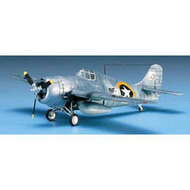 Academy  1/72 F4F4 Wildcat USN Fighter ACY12451