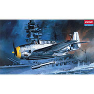 Academy  1/72 TBF1 Avenger US Bomber ACY12452