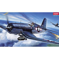 Academy  1/72 F4U1 Corsair Fighter ACY12457